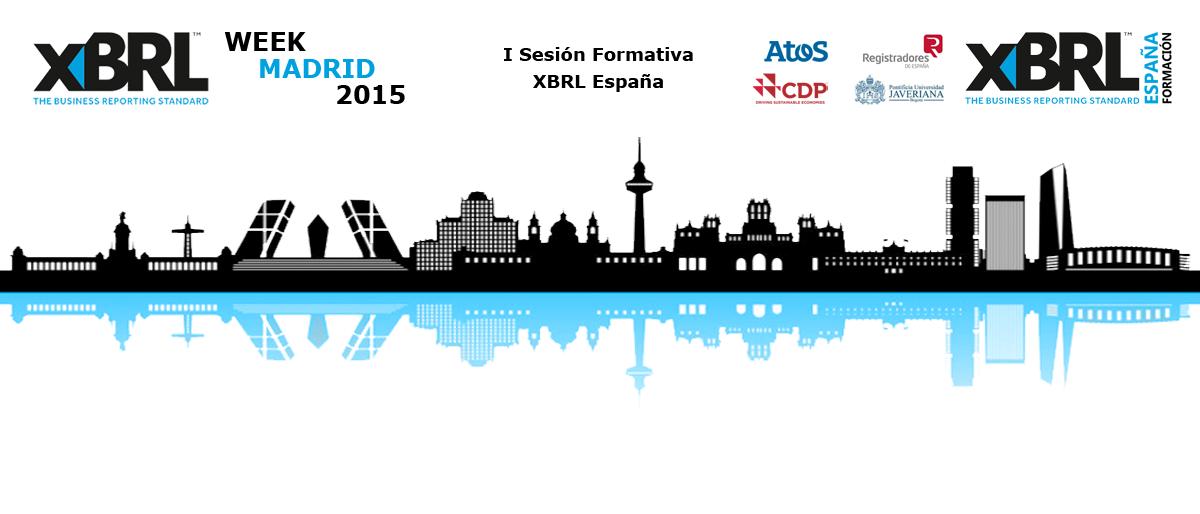 Permalink to:I Sesión Formativa XBRL España